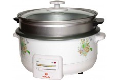 Multi-Purpose Cooker (Floral)