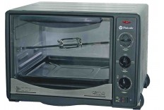 Electric Oven W/Fan 34L