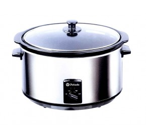 S/S Slow Cooker 3.5L
