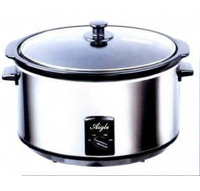 S/S Slow Cooker 6.5L