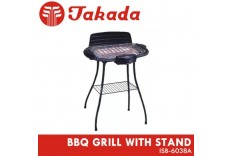 BBQ Grill With Stand